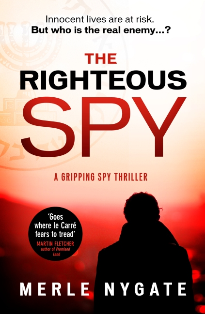 The Righteous Spy final cover (1)