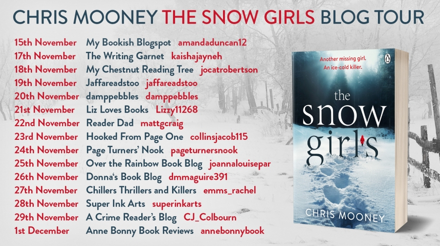 The Snow Girls Blog Tour (1)