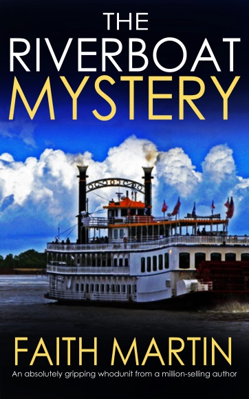 RIVER BOAT MYSTERY cover